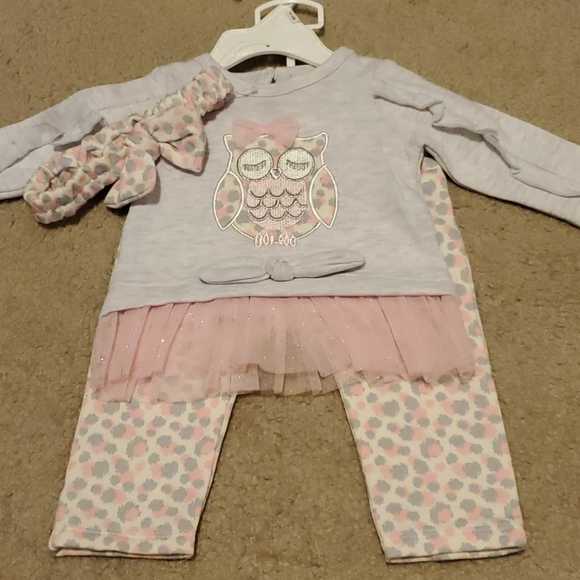 Girls 3 piece outfit NWT